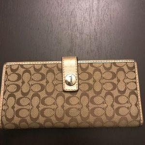 Authentic - Coach Wallet